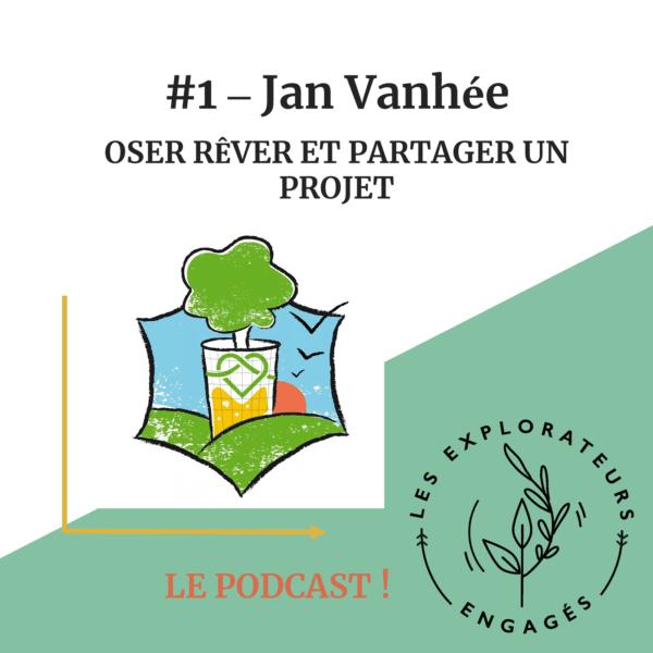 You are currently viewing #1 Jan Vanhée – Oser rêver et partager un projet – Troquer une réserve naturelle