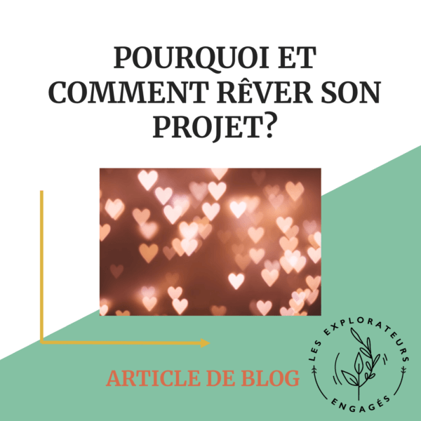 You are currently viewing Pourquoi et comment rêver son projet?