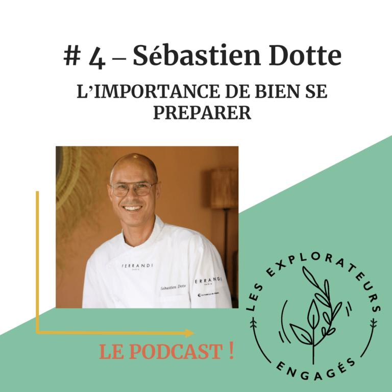 Read more about the article #4 Sébastien Dotte – L'importance De Bien Se Préparer