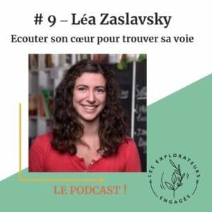 Léa Zaslavsky trouver sa voie